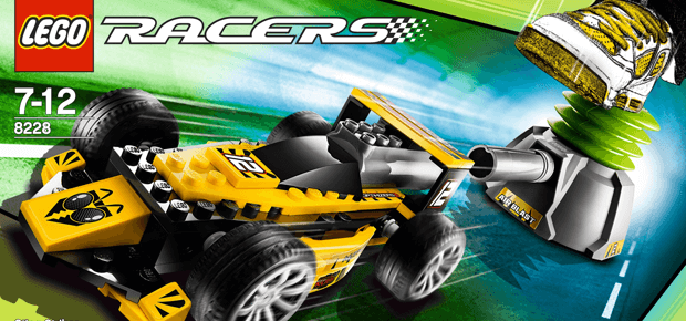 Lego Racers 8228